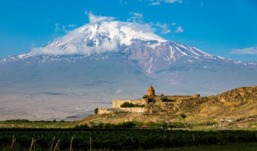 Treasures of Georgia and Armenia
