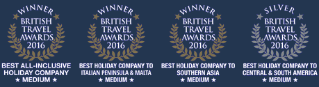 Award Winning Tour Operator