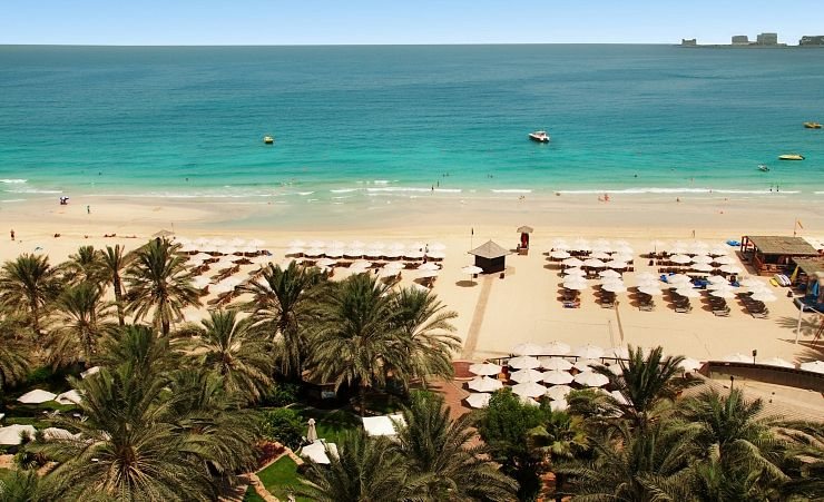 The Beach At Hilton Jumeirah Resort