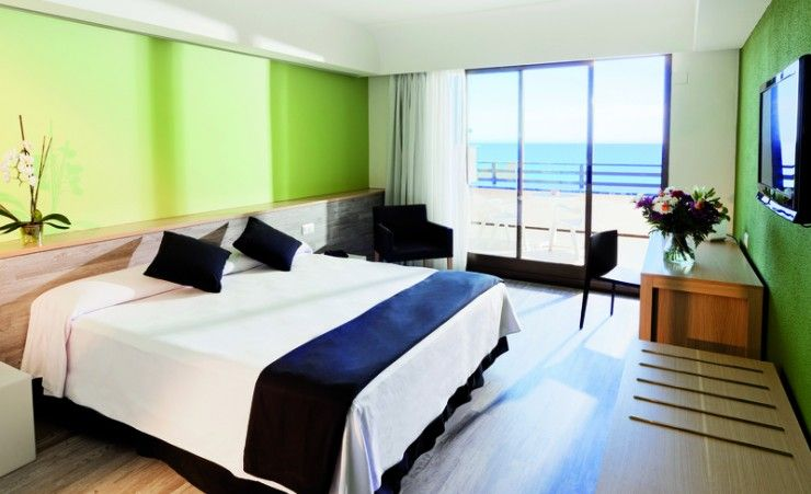 Double Room and Balcony