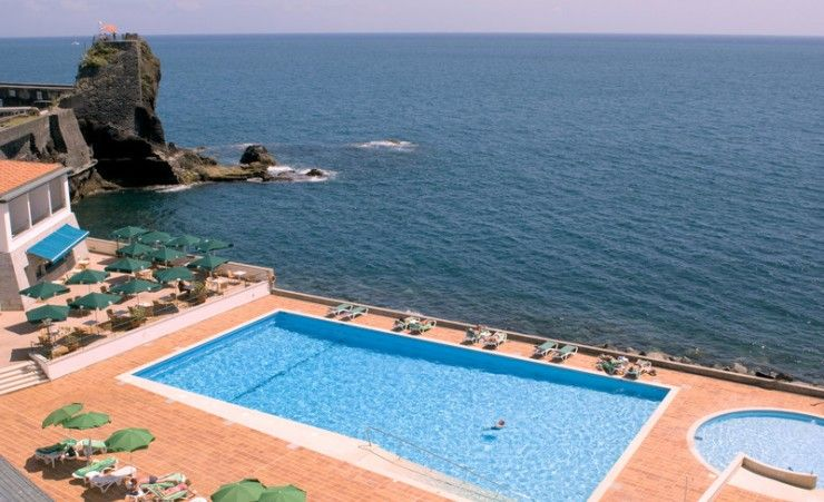 Swimming Pool and View