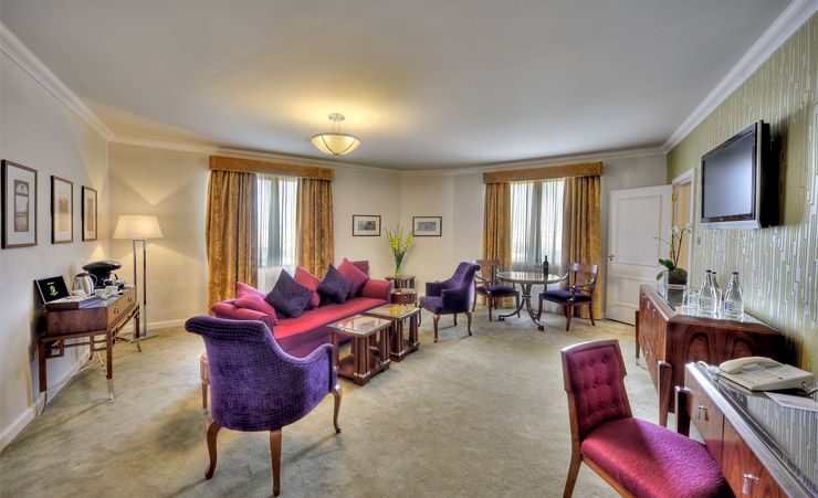 Executive Harbour Suite Lounge