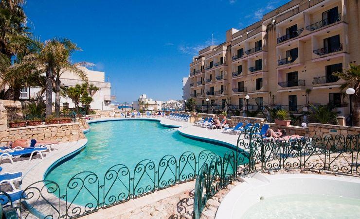 Porto Azzurro - St Pauls Bay Hotels in Malta | Sunspot Tours