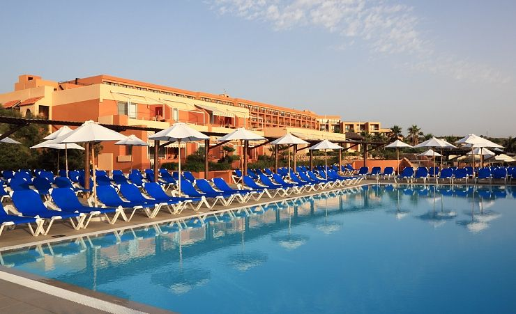 Ramla Bay Resort Pool