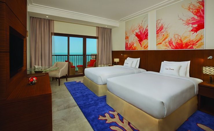 Twin Seaview Room