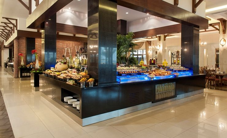 Rixos Bab Al Bahr   Seven Heights Buffet