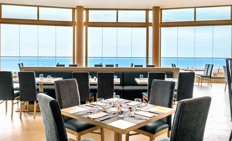 Restaurant With Seaviews