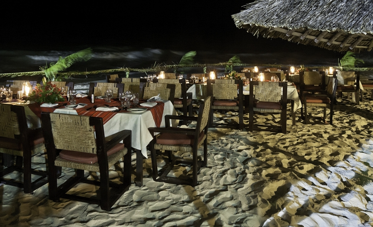 Beach Bar And Dining