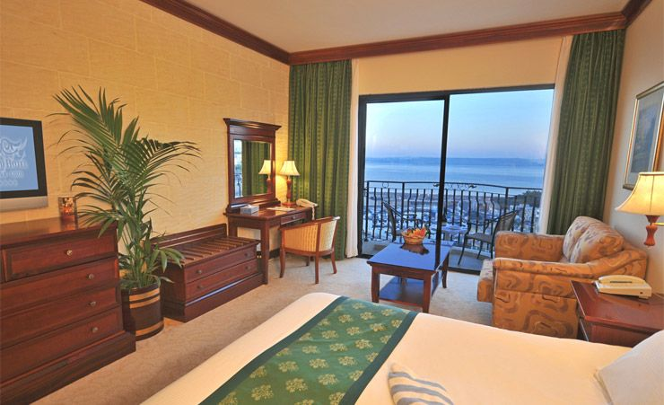 Superior Balcony Room