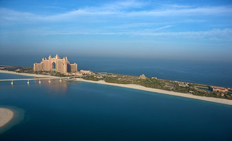 Stunning View Of Atlantis The Palm