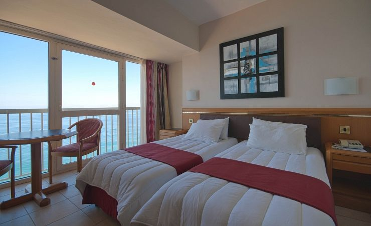 Front Seaview Room Upgrade