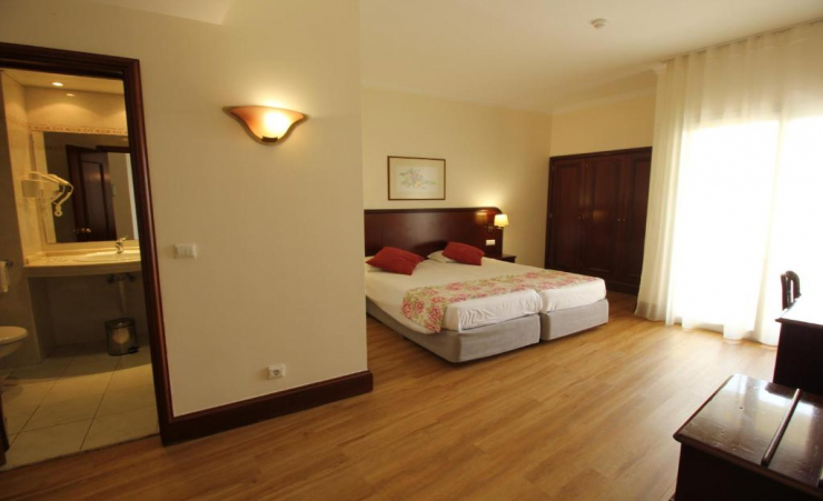 Twin Inland Room