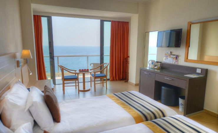 Twin Seaview Room 2