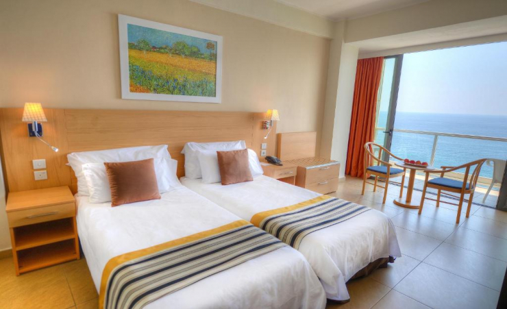 Single Seaview Room