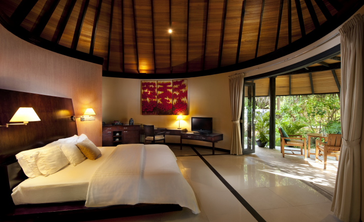 Room Beach Villa
