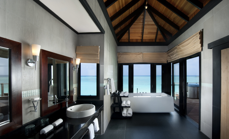 Room Bathroom Water Villa