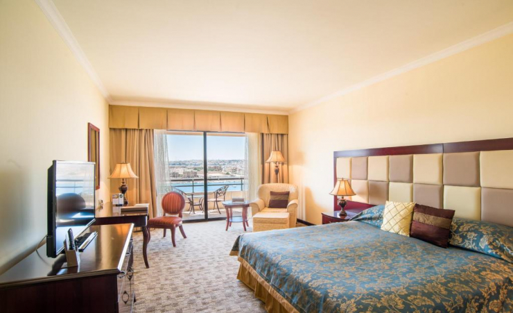Superior Deluxe Seaview Room