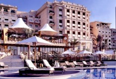 The Westin Dubai Mina Seyahi Beach Resort and Mari