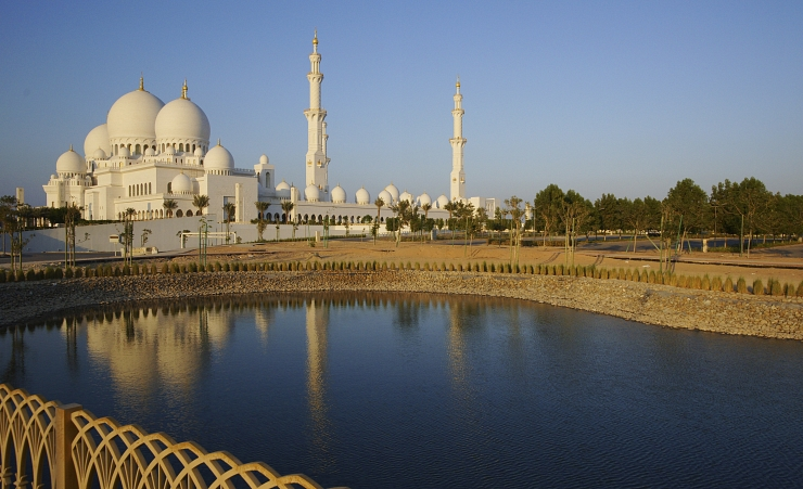 """Sheikh Zayed Grand Mosque"""