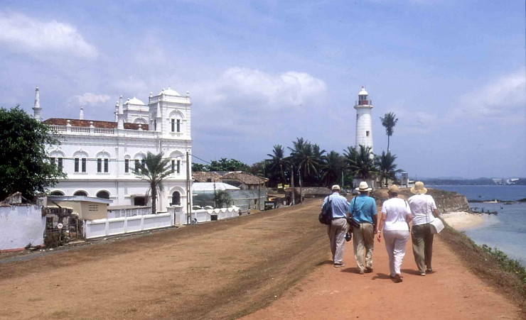 """The Galle Fort"""
