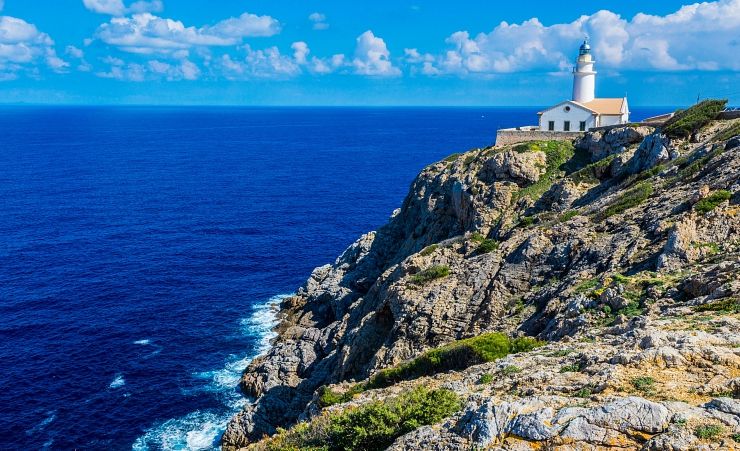 """Punta De Capdepera Lighthouse"""