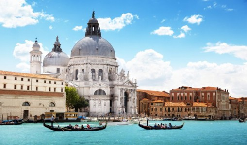 Enchanting Waterways of Venice